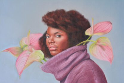 Flowers arising - by Brenda Brudet