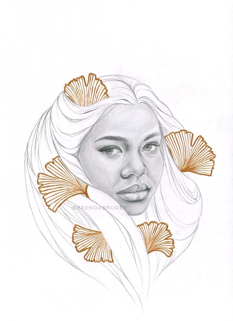 Self - by Brenda Brudet