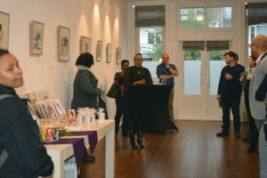 Art show Brenda Brudet