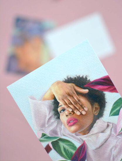 postcard set by Brenda Brudet